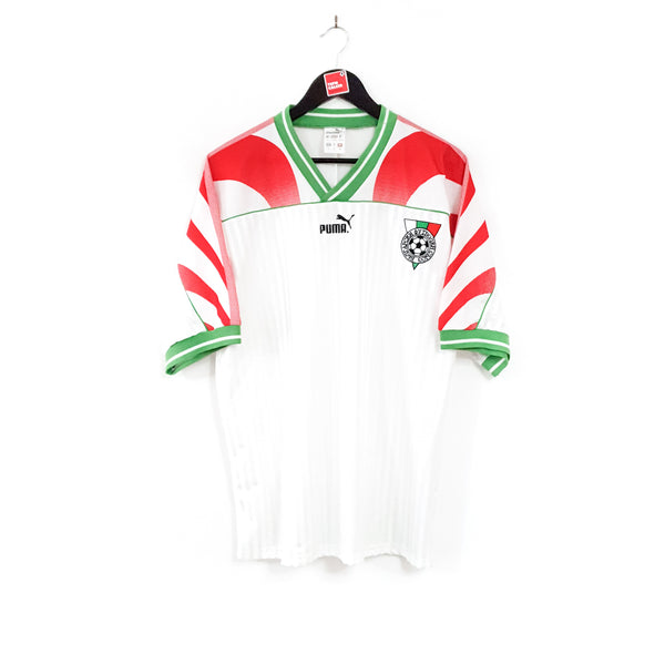 Bulgaria home football shirt 1995/96