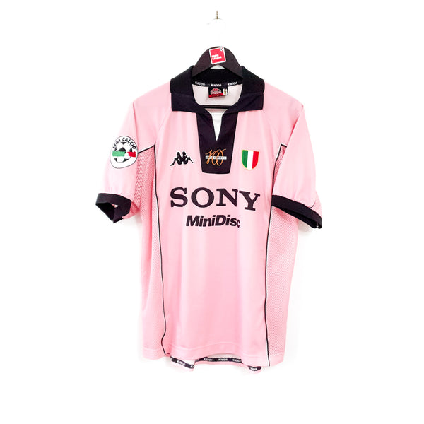 Juventus centenary away football shirt 1997/98