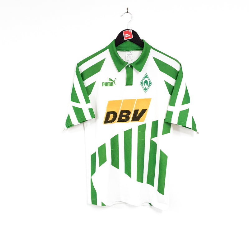 Werder Bremen home football shirt 1994/95