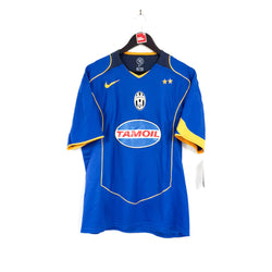Juventus european alternate football shirt 2004/05