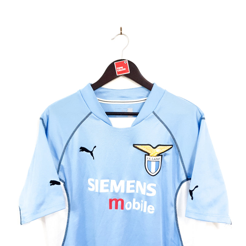 Lazio home football shirt 2001/02