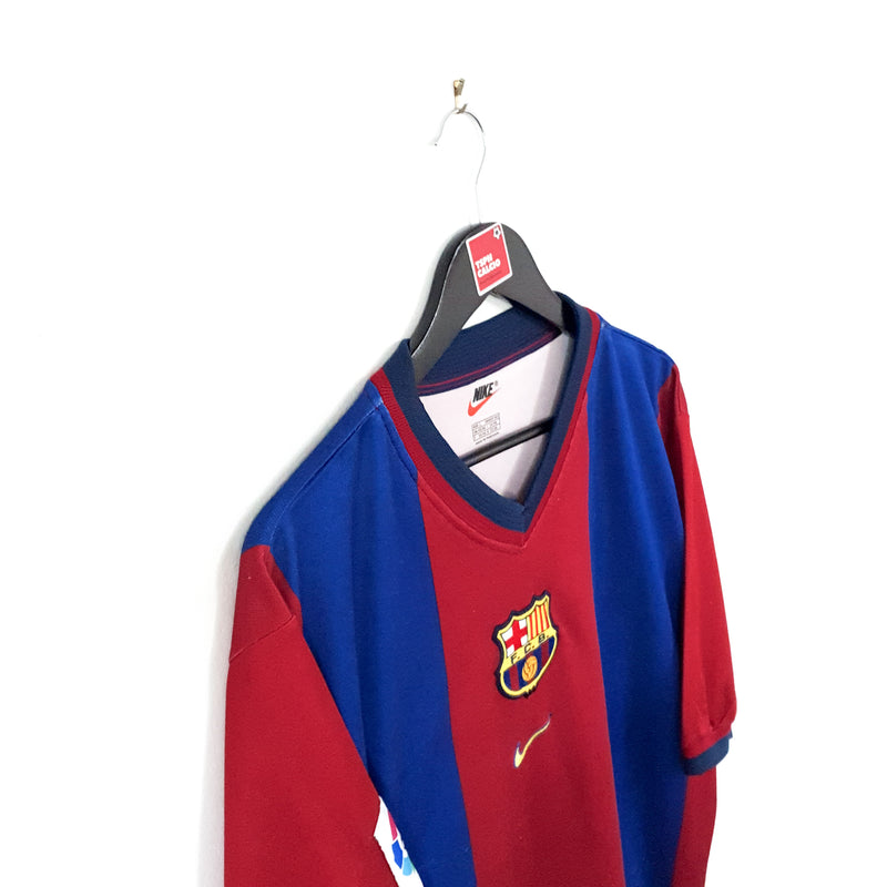 Barcelona home football shirt 1998/99