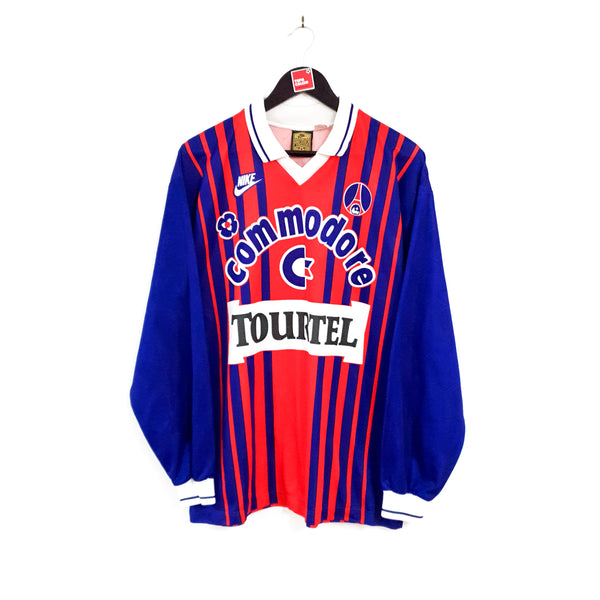 Paris Saint Germain home football shirt 1993/94