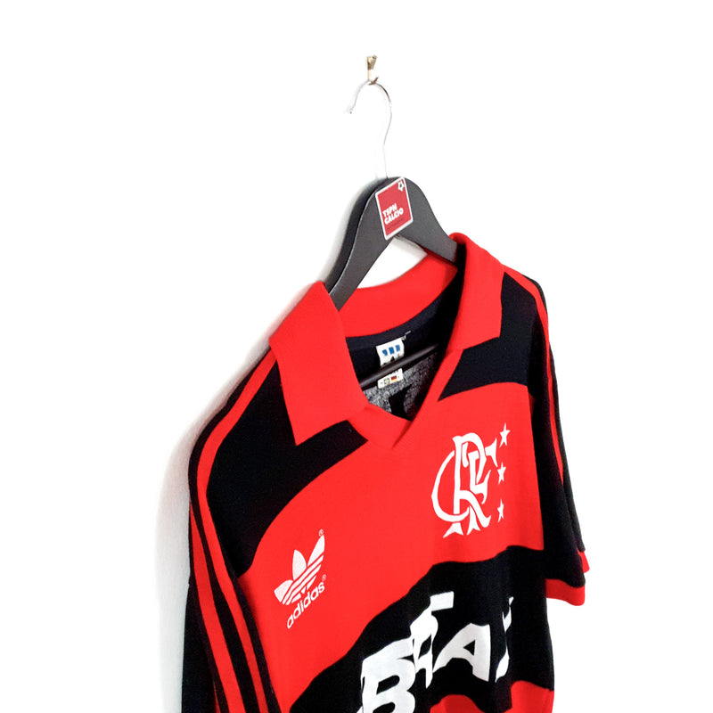 Flamengo home football shirt 1987/90