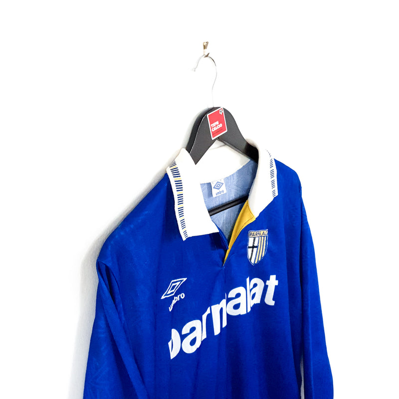 Parma away football shirt 1991/92