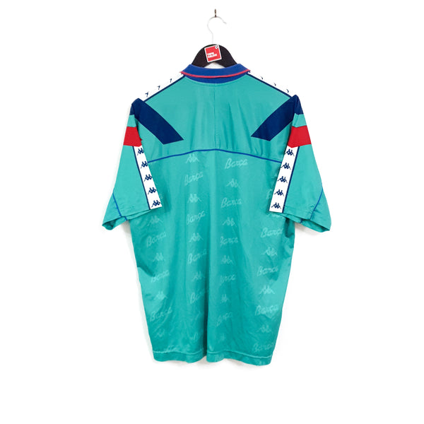 Barcelona away football shirt 1992/95