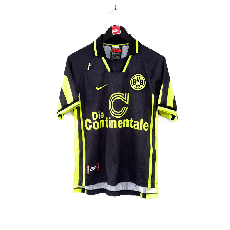 Borussia Dortmund away football shirt 1996/97