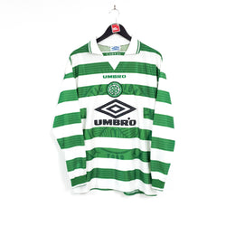 Celtic home football shirt 1997/99