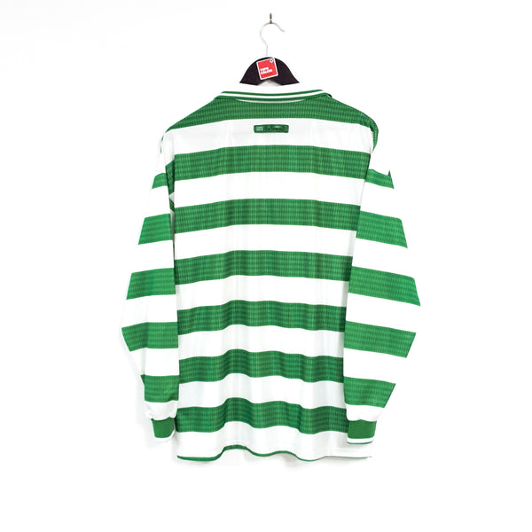 Glasgow Celtic home football shirt 1997/99