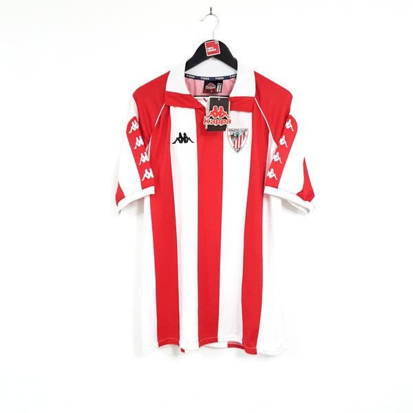 Athletic Bilbao home football shirt 1998/99