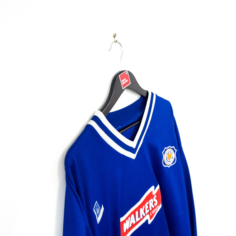 Leicester City home football shirt 1996/98