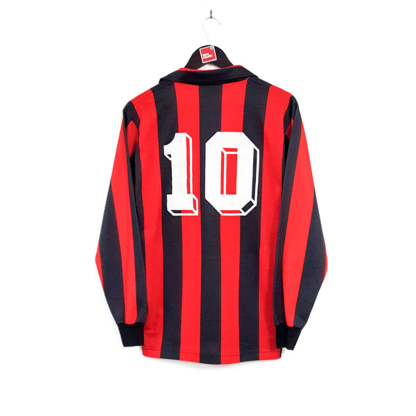 AC Milan home football shirt 1988/89
