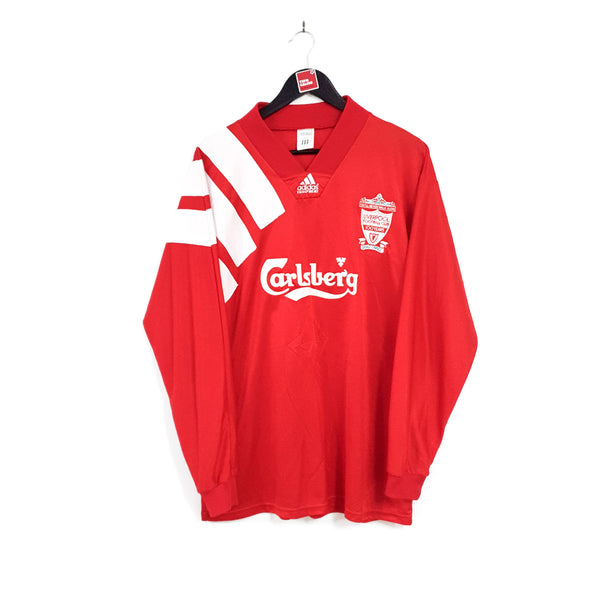 Liverpool home football shirt 1992/93