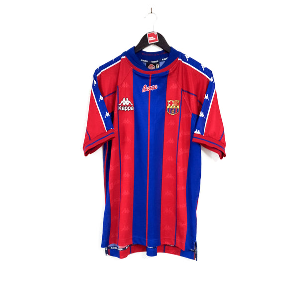 Barcelona home football shirt 1997/98