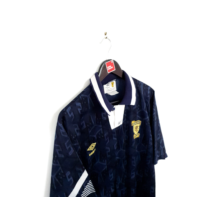 Scotland home football shirt 1991/94