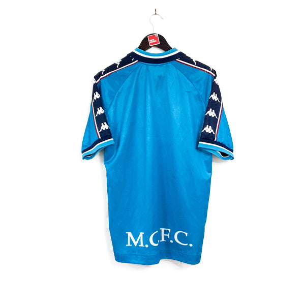 Manchester City home football shirt 1997/99