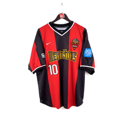 New York Metrostars home football shirt 2000/02