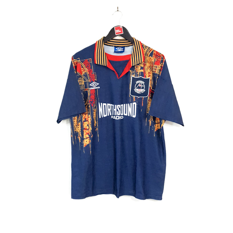 Aberdeen away football shirt 1994/96