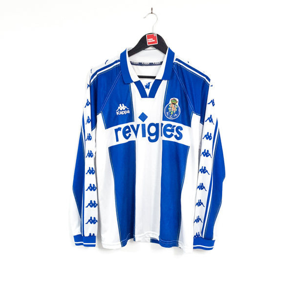 FC Porto home football shirt 1997/98