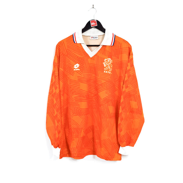 Netherlands home football shirt 1991/92