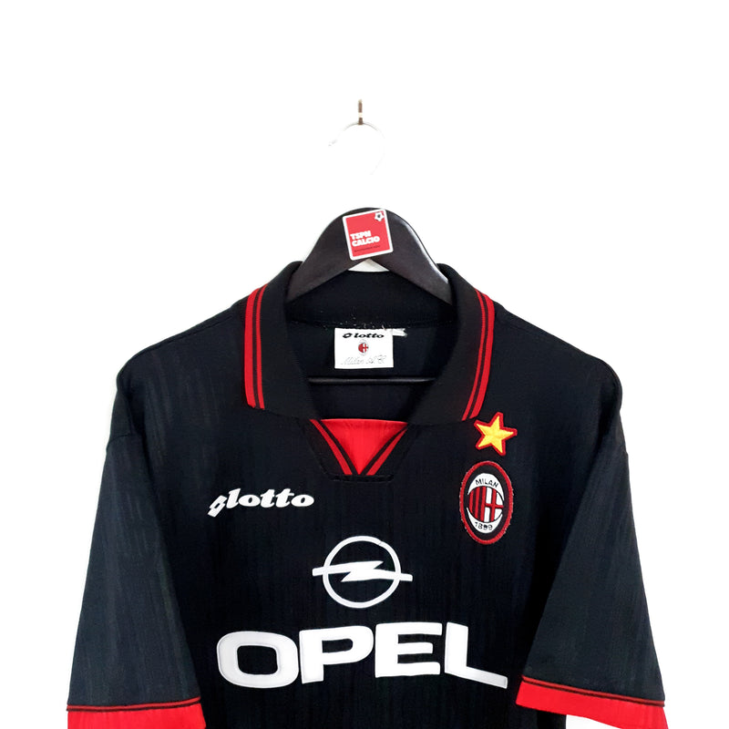 AC Milan alternate football shirt 1997/98
