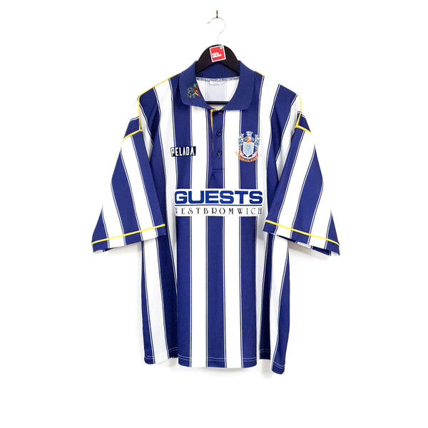 West Bromwich Albion home football shirt 1994/95
