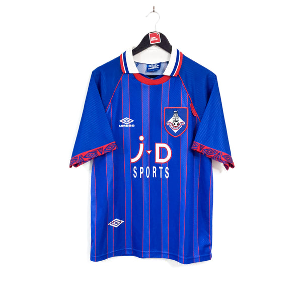 Oldham Athletic home football shirt 1993/95