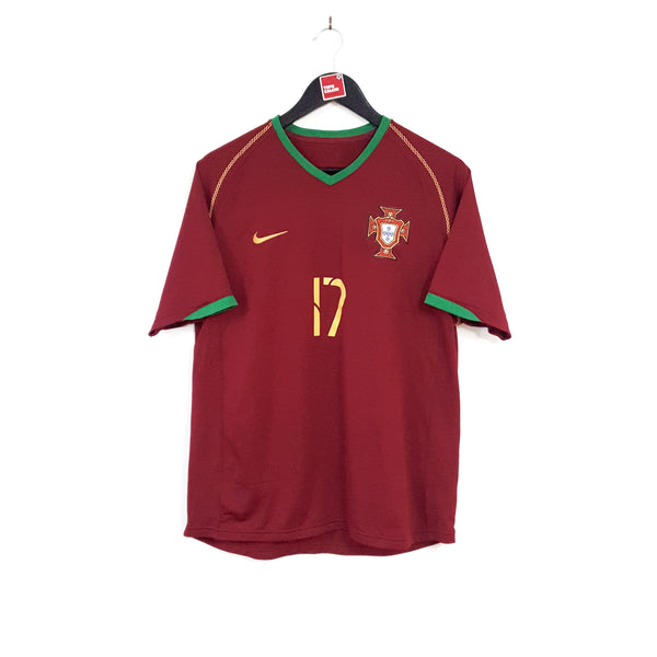 Portugal home football shirt 2006/08