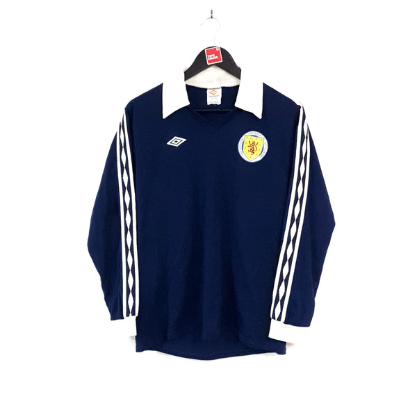 Scotland home football shirt 1980/82