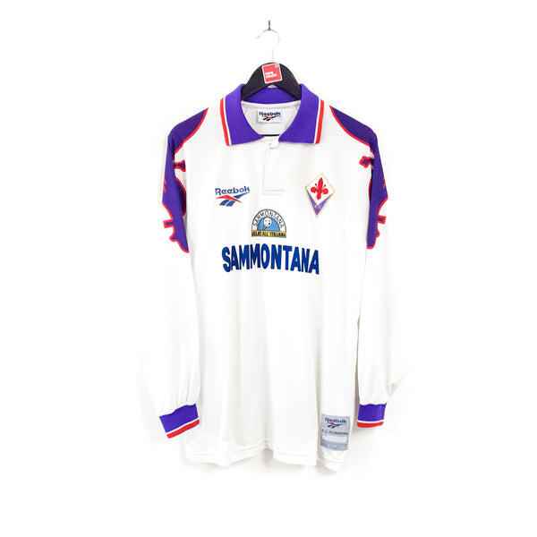 Fiorentina away football shirt 1995/96