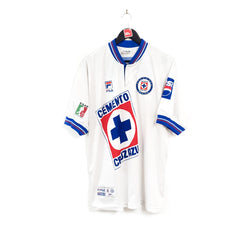 Cruz Azul away football shirt 1997/98