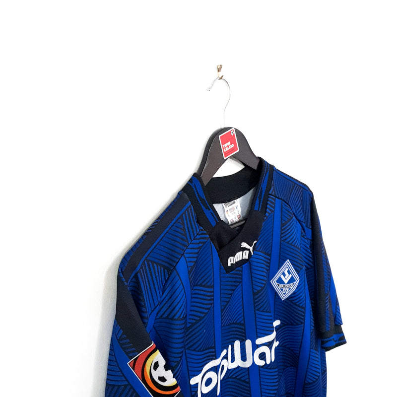 Waldhof Mannheim home football shirt 1996/97