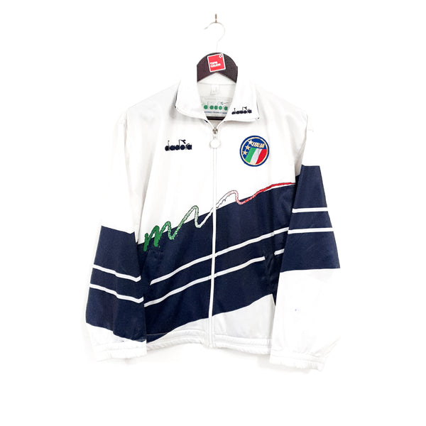Italy football tracksuit jacket 1990/92