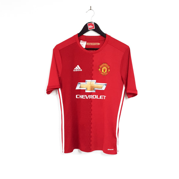 Manchester United home football shirt 2016/17