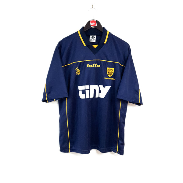 Wimbledon home football shirt 1999/00