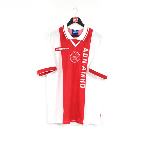 Ajax Amsterdam home football shirt 1998/99