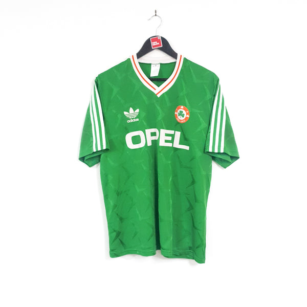 Ireland home football shirt 1990/92
