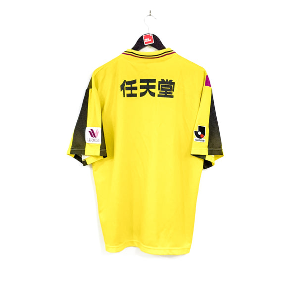 Kyoto Purple Sanga away football shirt 1997/99