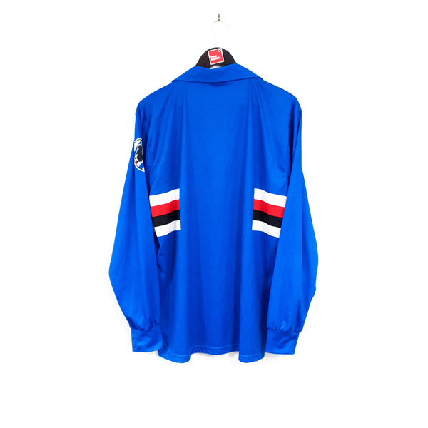 UC Sampdoria home football shirt 1991/92