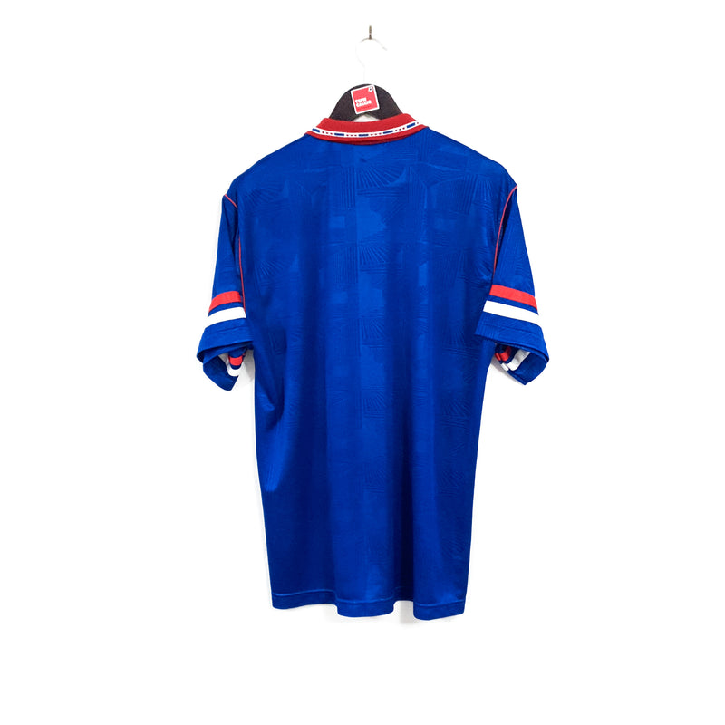 Iceland home football shirt 1992/94