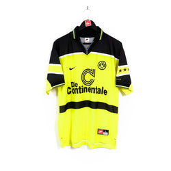 Borussia Dortmund home football shirt 1997/98