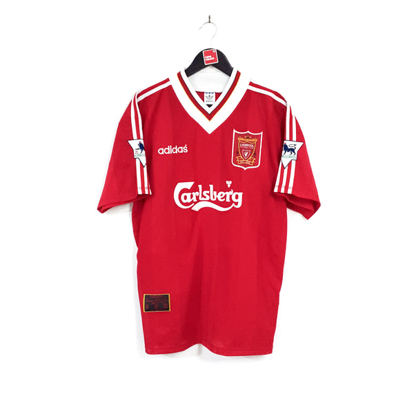 Liverpool home football shirt 1995/96