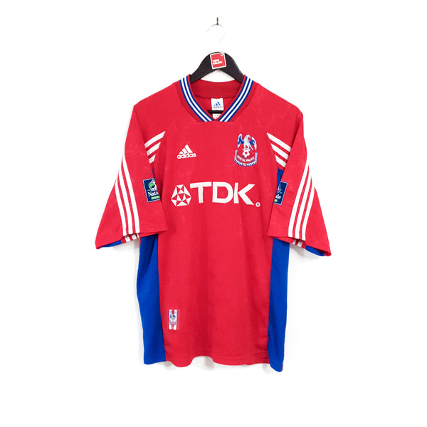 Crystal Palace home football shirt 1998/99