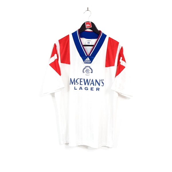 Rangers away football shirt 1992/94