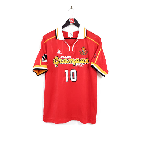 Nagoya Grampus Eight home football shirt 1999