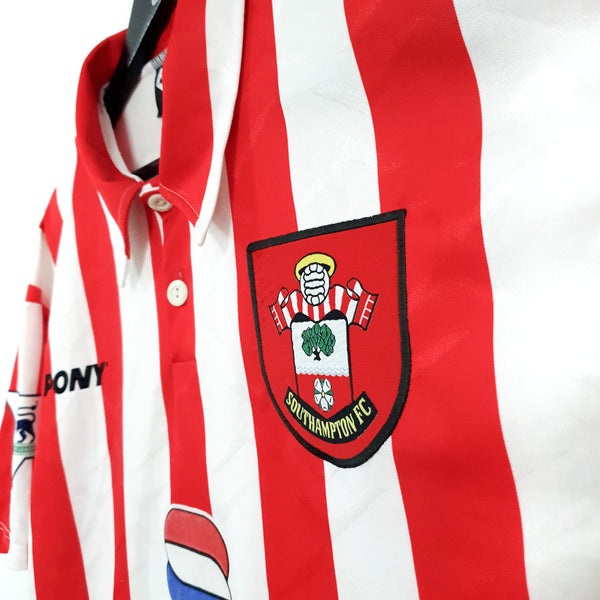 Southampton home football shirt 1995/97