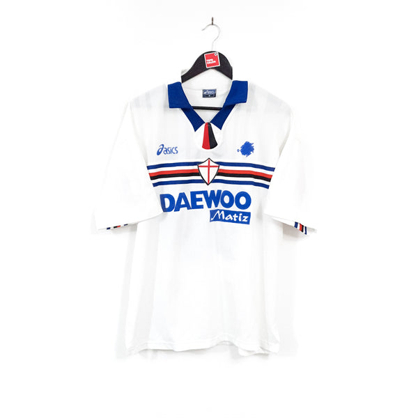 Sampdoria away football shirt 1998/99