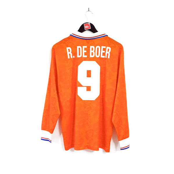 Netherlands home football shirt 1992/94