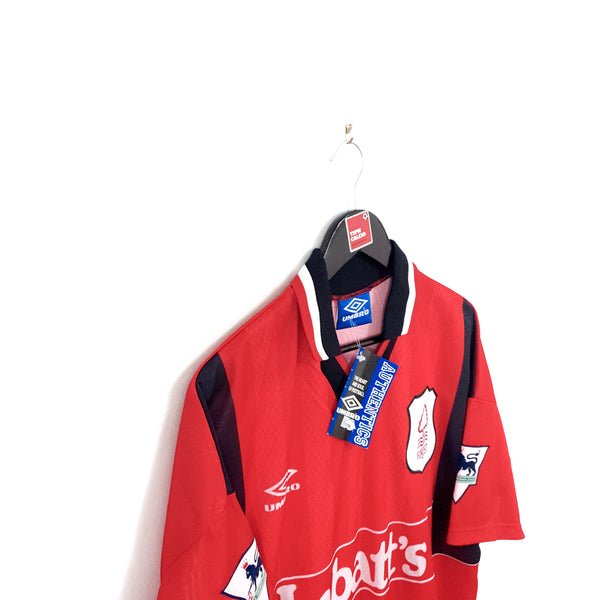 Nottingham Forest home football shirt 1994/96