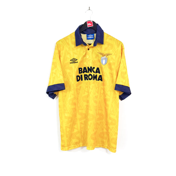Lazio away football shirt 1993/94